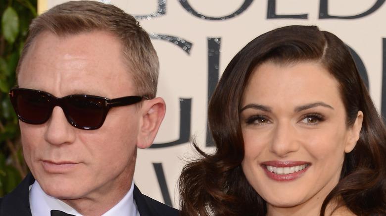 Rachel Weisz and Daniel Craig attend an event together
