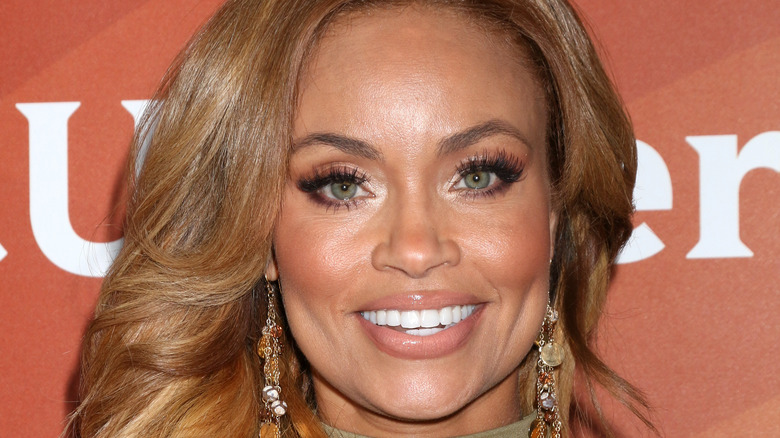 """""""Real Housewives of Potomac"""" star Gizelle Bryant smiling"""
