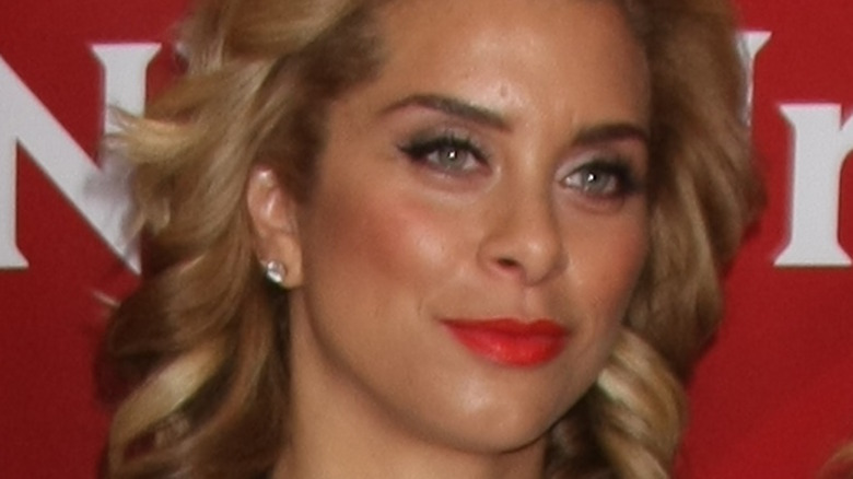 Robyn Dixon posing at an event