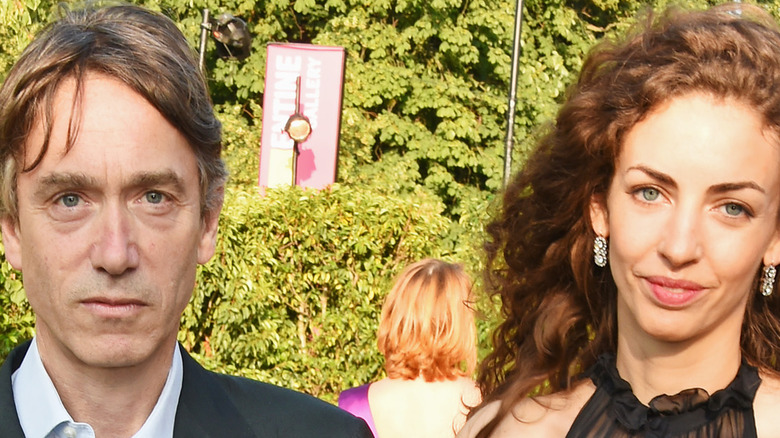 David Cholmondeley and Rose Hanbury