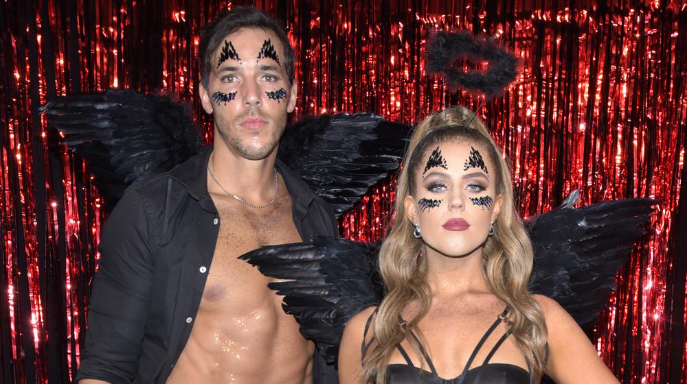 Danica Dow and Brett Willis