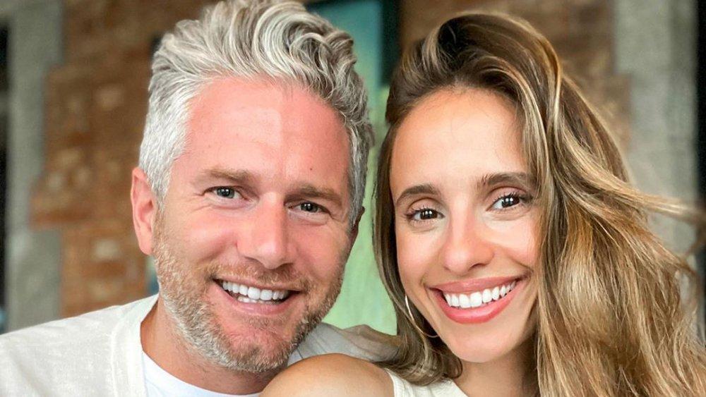 Vanessa Grimaldi and Josh Wolfe