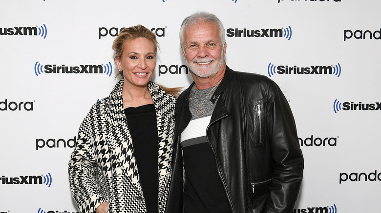 Below Deck stars Kate Chastain and Captain Lee Rosbach