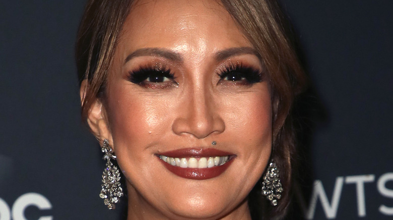 Carrie Ann Inaba close-up