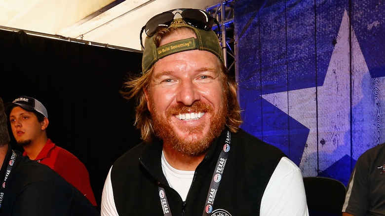 Contractor and Fixer Upper star Chip Gaines