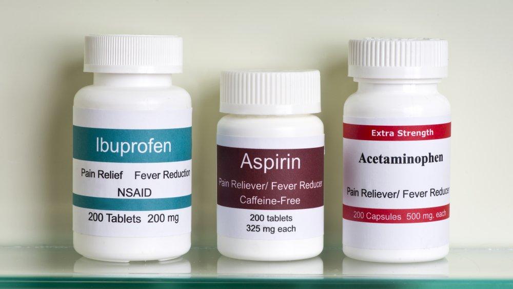 Anti-inflammatory medications