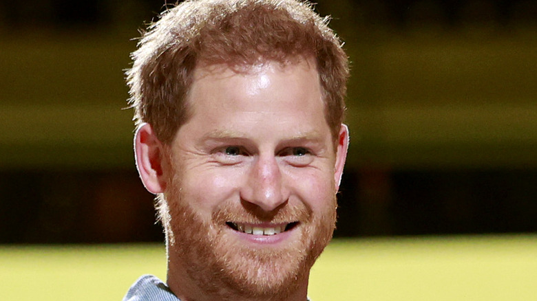 Prince Harry March 2021
