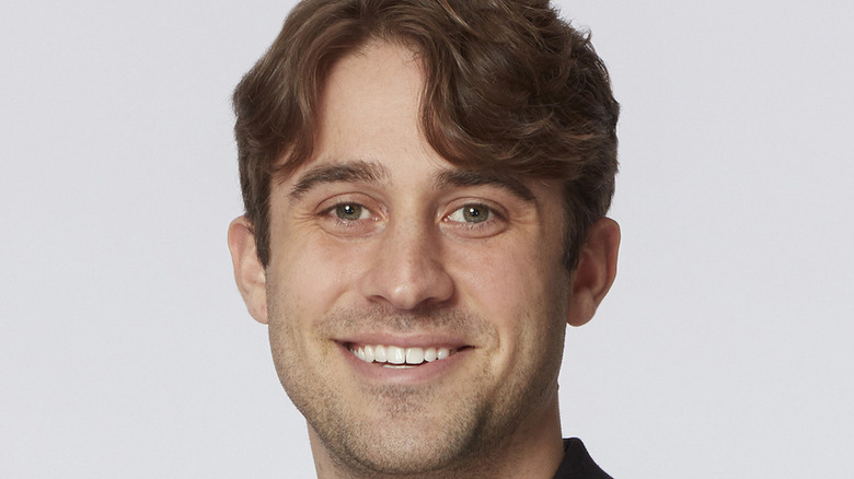 The Bachelorette's Greg Grippo