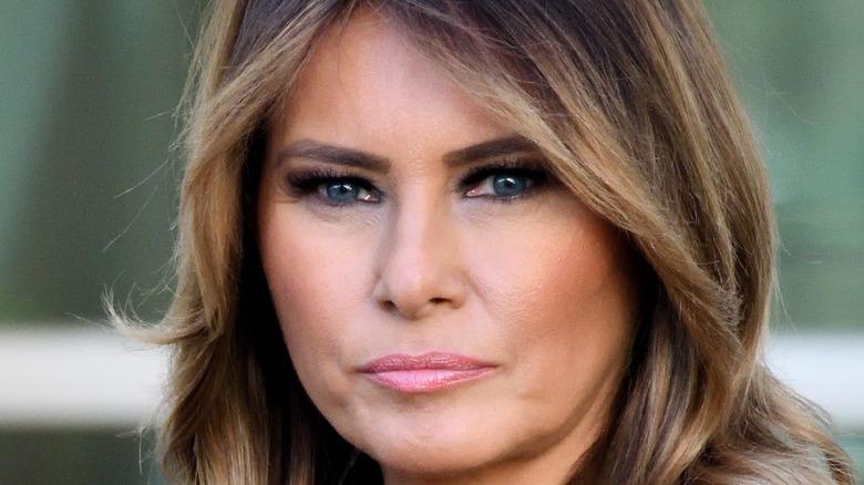 Former First Lady Melania Trump