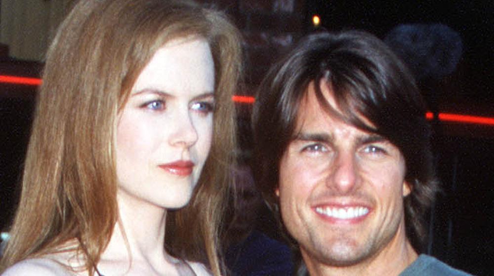 Nicole Kidman and Tom Cruise red carpet