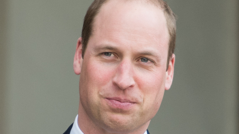 Prince William at an event