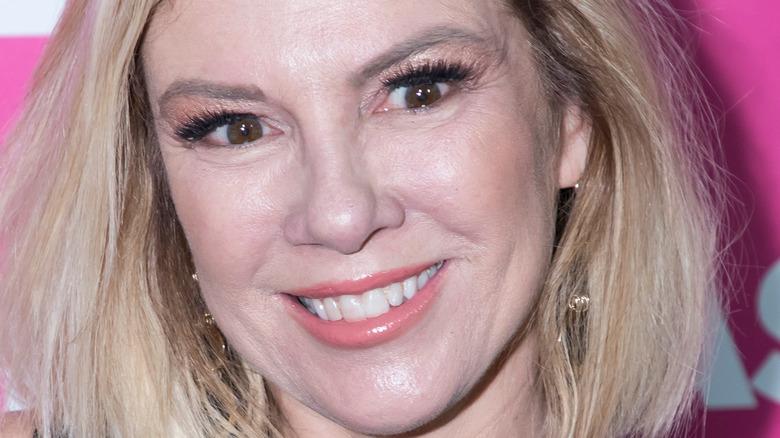 Ramona Singer close up