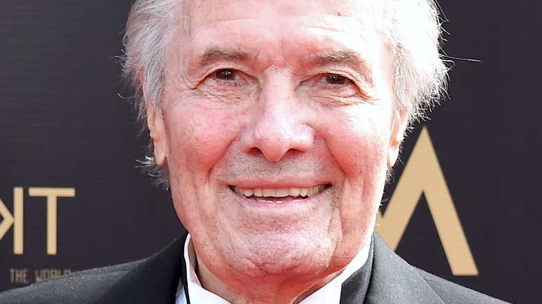 Jacques Pepin at Emmy Awards