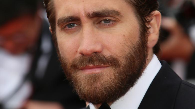 Jake Gyllenhaal at event