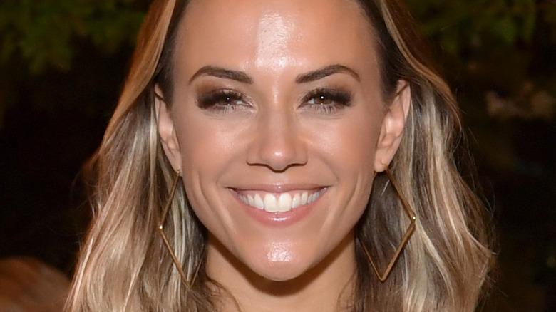 Jana Kramer smiling