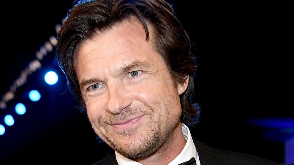 Jason Bateman smiling