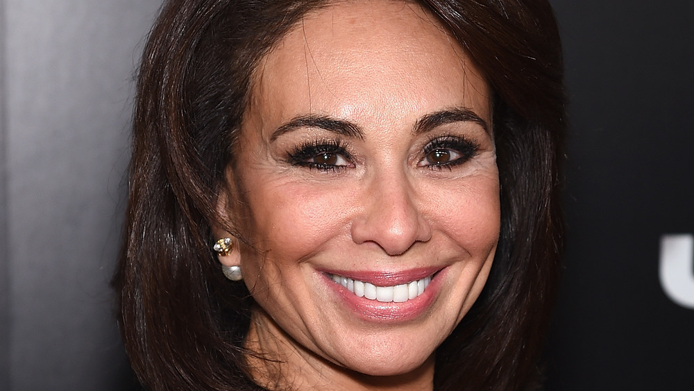 Jeanine Pirro at a premier in 2015