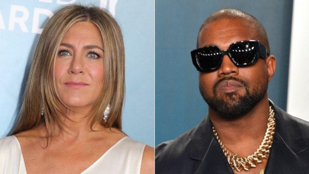 Jennifer Aniston, Kanye West