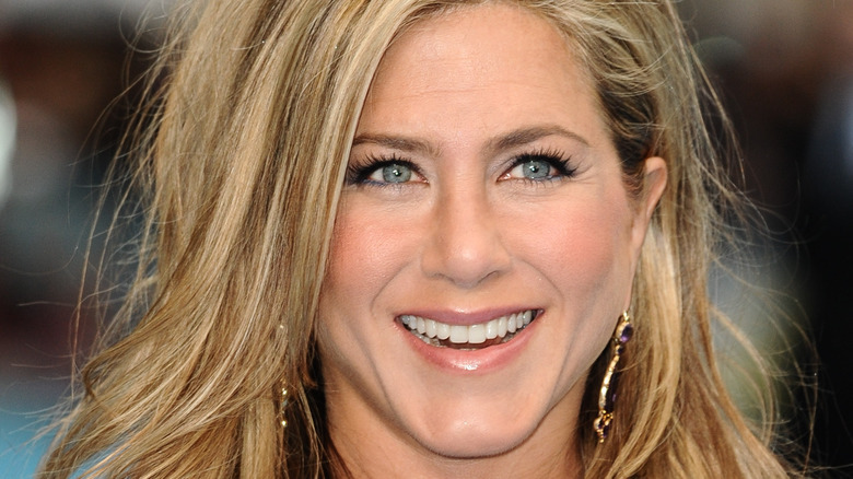 Jennifer Aniston at an event in London.