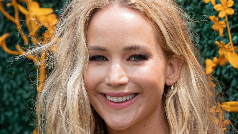 Jennifer Lawrence at event