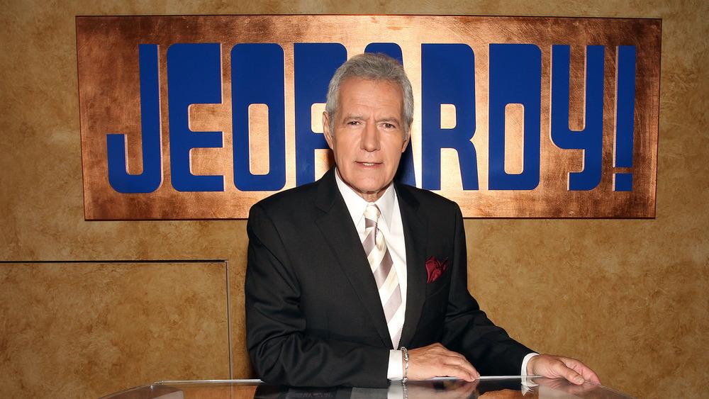 Alex Trebek former host of Jeopardy!