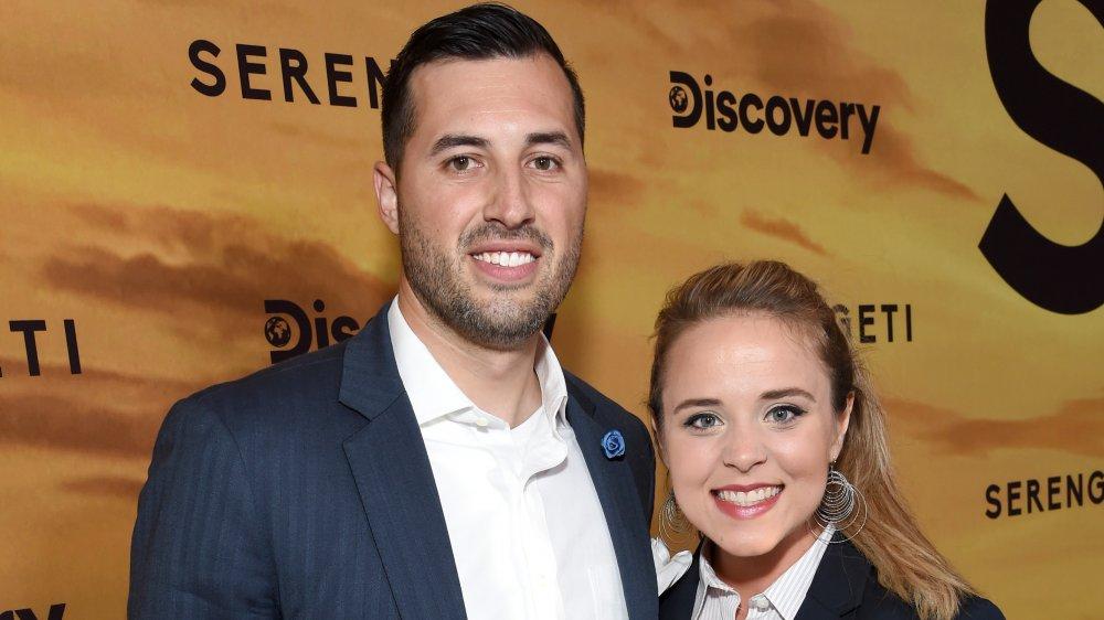 Jeremy Vuolo and his wife Jinger Duggar