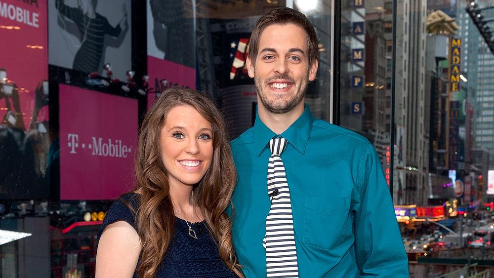 Jill Duggar and her husband, Derick Dillard