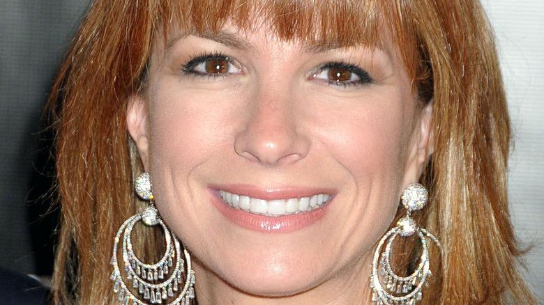 Jill Zarin smiling