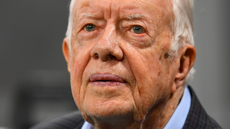 Jimmy Carter at event