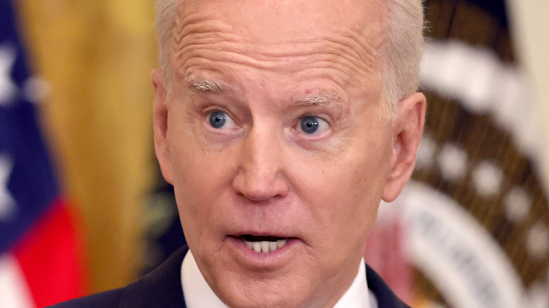 President Joe Biden first press conference 2021