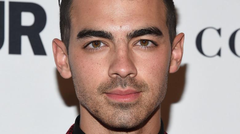Joe Jonas red carpet