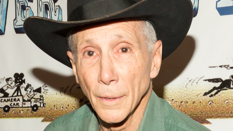 Johnny Crawford in older age