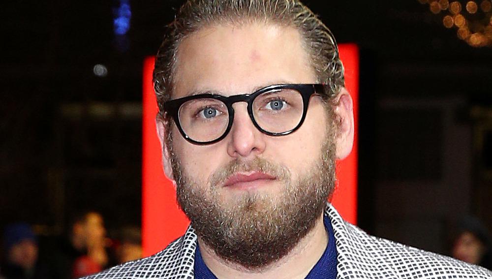 Jonah Hill glasses
