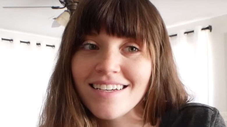 Joy-Anna Dugger speaking on YouTube