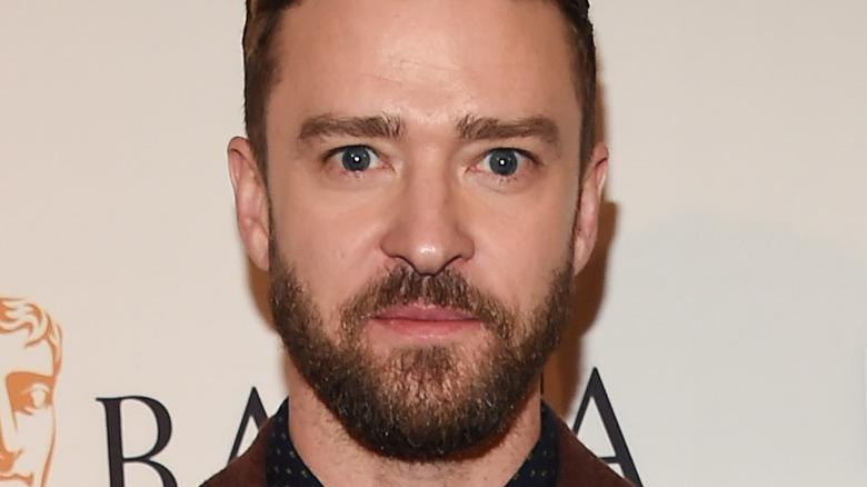 Justin Timberlake at an event.