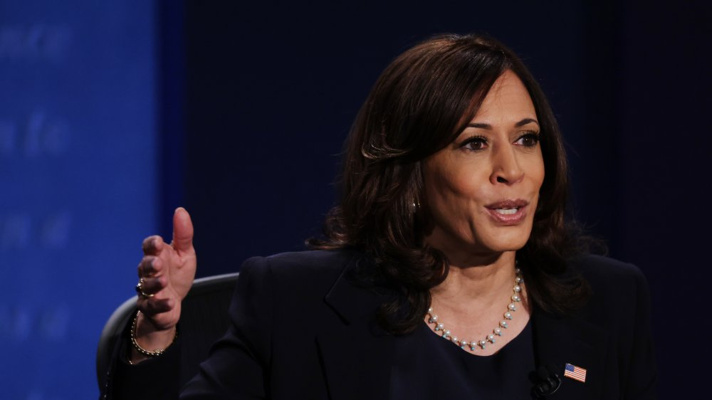 Kamala Harris at the debate