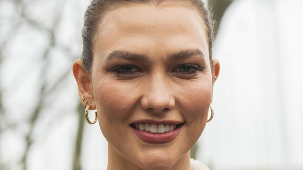 Karlie Koss smiles