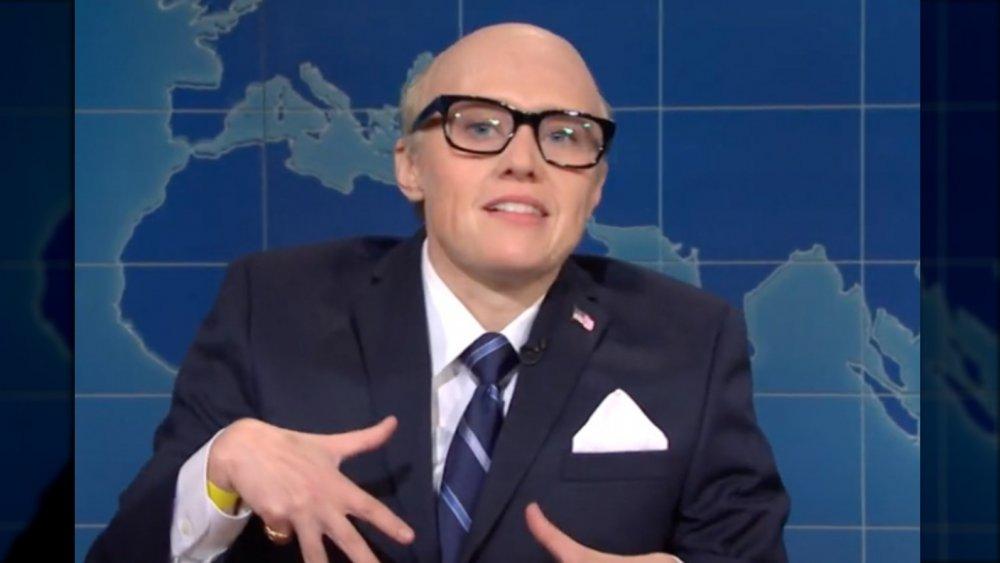 Kate McKinnon as Rudy Giuliani