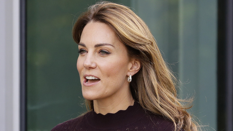 kate middleton changes her hair color
