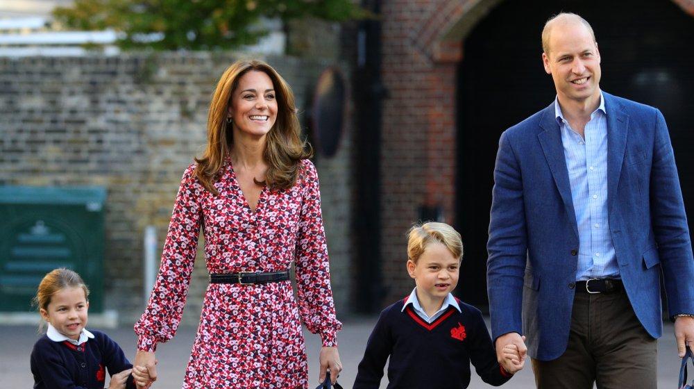 princess kate and family