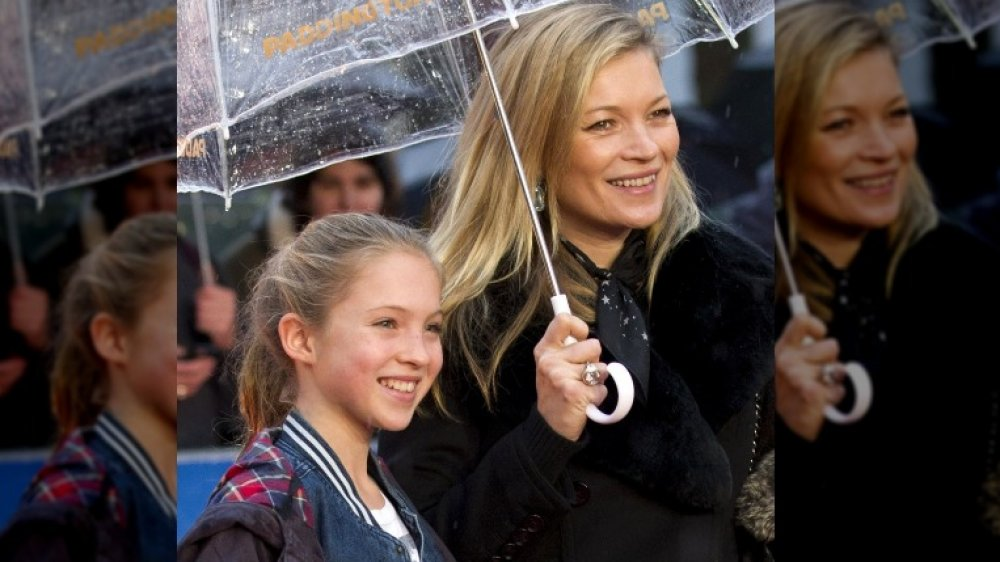 Kate Moss' daughter Lila Grace Moss Hack