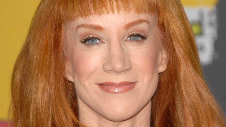Kathy Griffin attends an event in 2006.