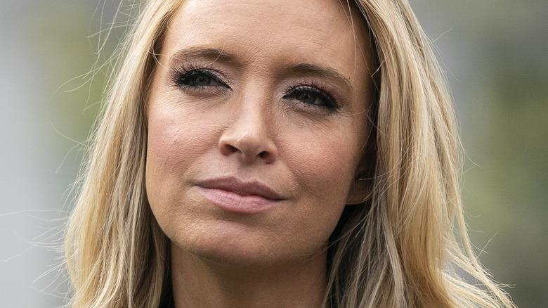 Kayleigh McEnany former press secretary