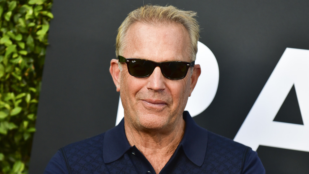 Kevin Costner at an event