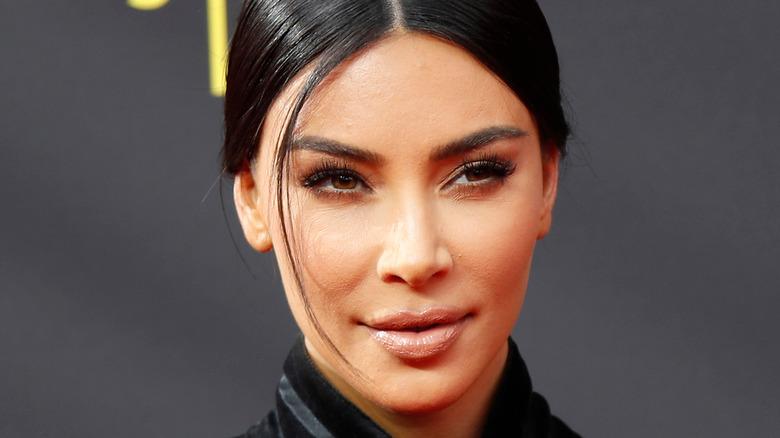 Kim Kardashian at event