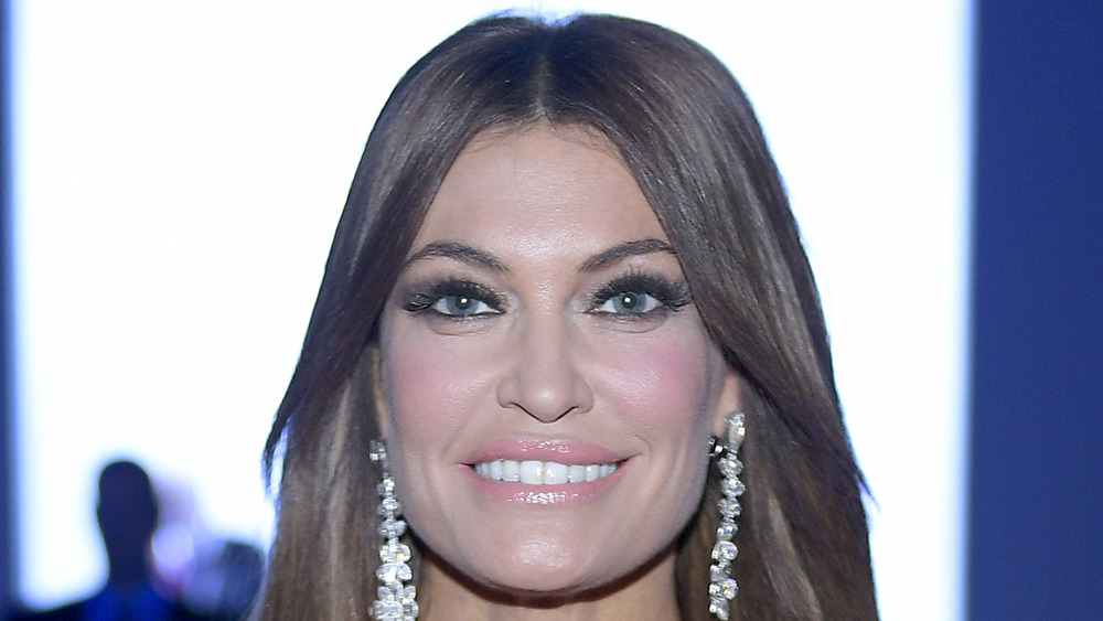 Kimberly Guilfoyle at a fashion event in 2019
