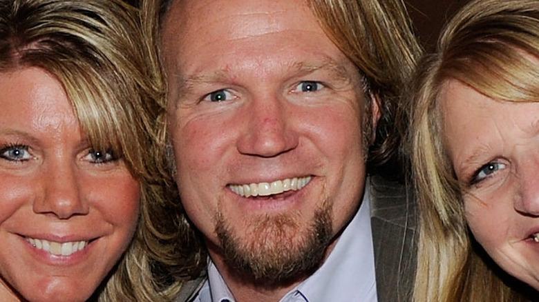 Kody Brown smiling