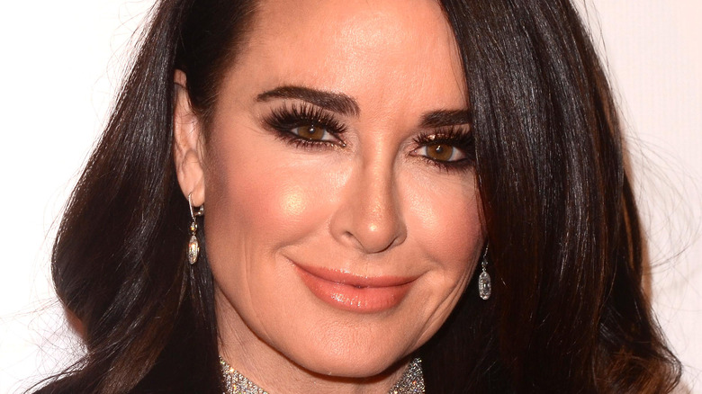 Kyle Richards at event