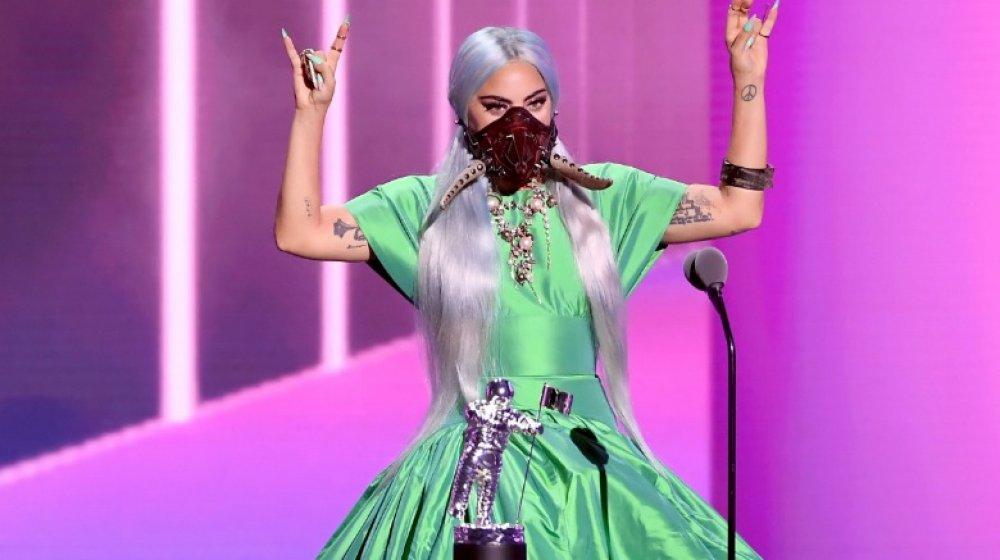 Lady Gaga 2020 VMAs