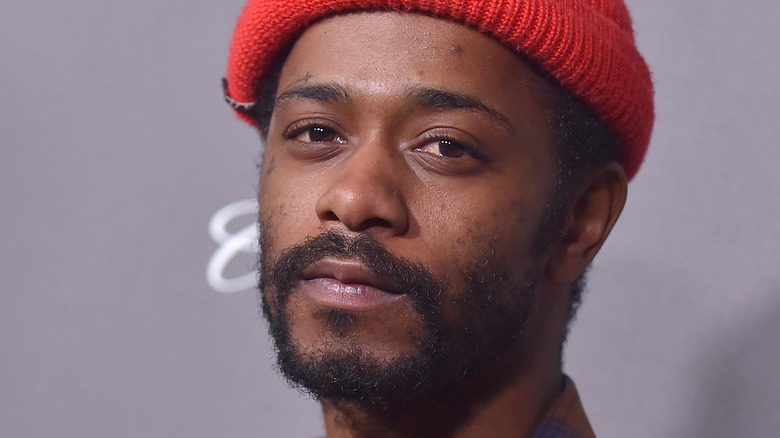 LaKeith Stanfield at event